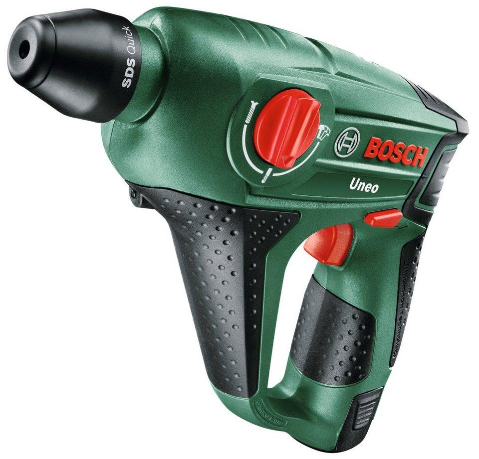 Akkubohrhammer »Uneo« in grün