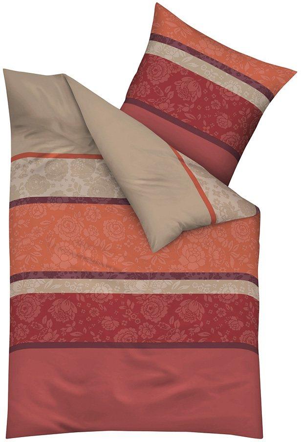 bettw sche kaeppel fortune mit rosenbl ten otto. Black Bedroom Furniture Sets. Home Design Ideas