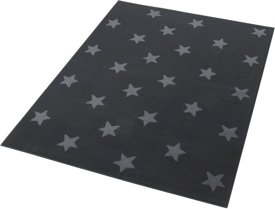 teppich stars hanse home rechteckig h he 9 mm otto. Black Bedroom Furniture Sets. Home Design Ideas