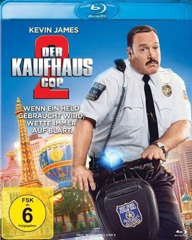 Blu-ray »Der Kaufhaus Cop 2«