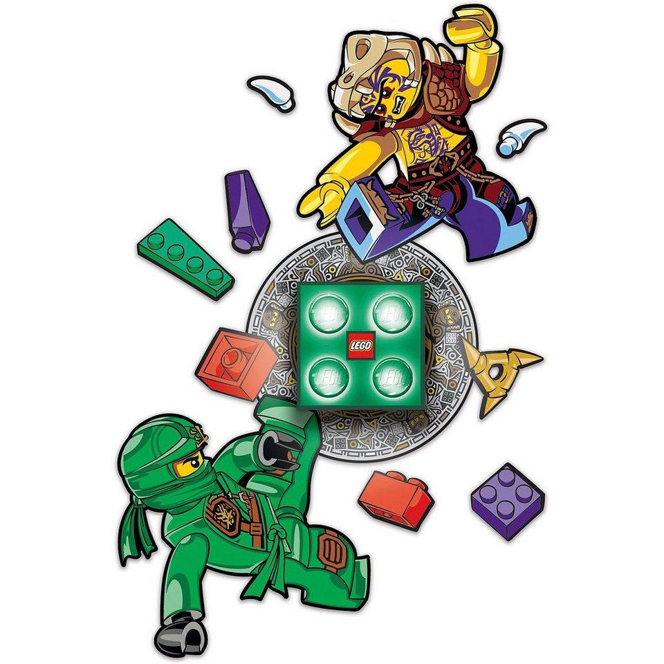Lego wandlicht ninjago lloyd online kaufen otto for Kinderzimmer ninjago