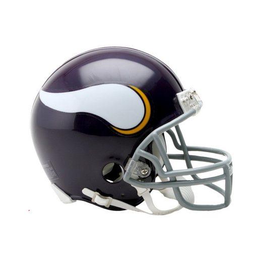 Riddell Sammelfigur »VSR4 Mini Football Helm Minnesota Vikings 196179«