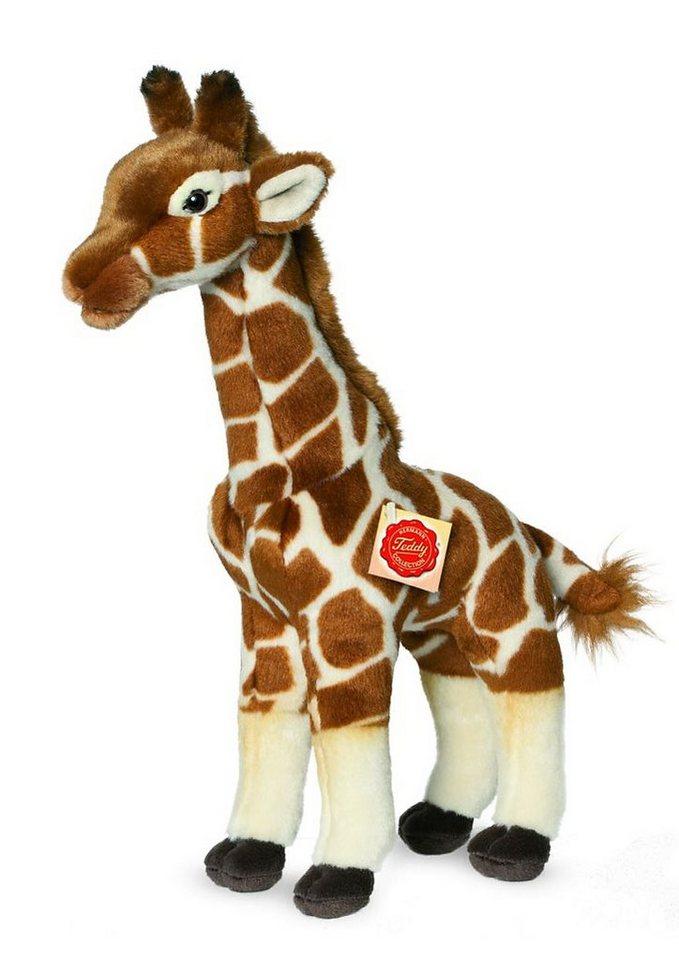 HERMANN® Teddy COLLECTION Plüschtier, »Giraffe stehend, 38 cm«