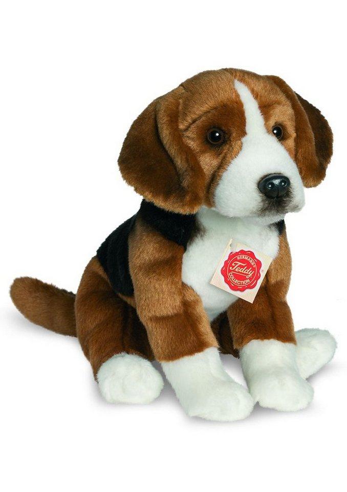 Teddy Hermann® COLLECTION Plüschtier Hund, »Hamilton Laufhund, 29 cm«