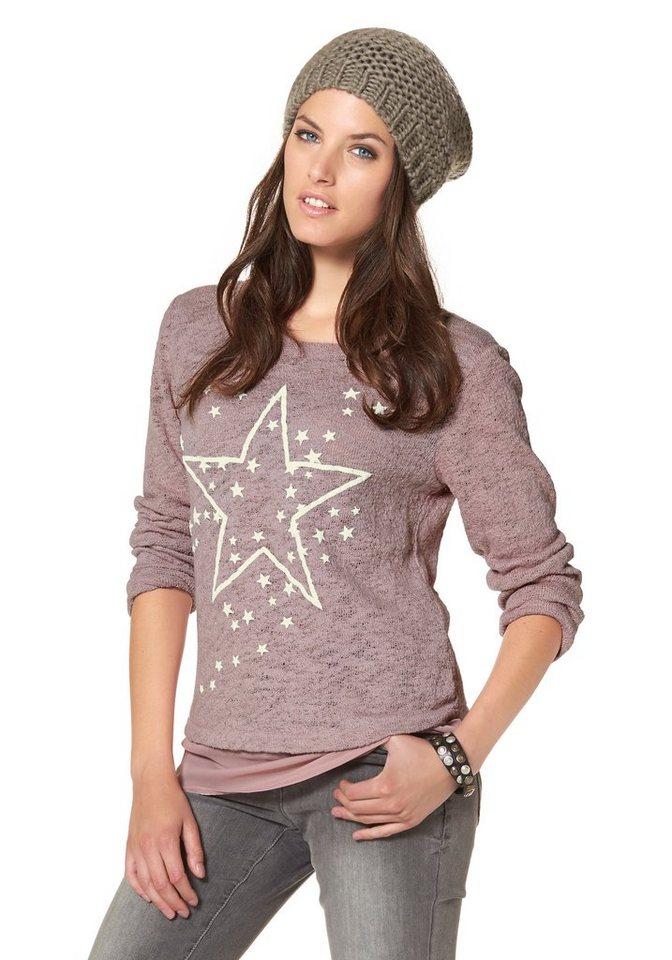 ab1c7c1b2b5b Aniston by BAUR 2-in-1-Pullover online kaufen   OTTO