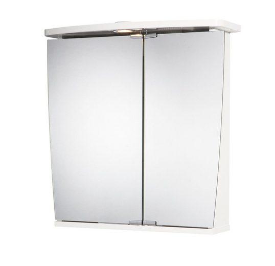 jokey spiegelschrank numa breite 58 cm mit led. Black Bedroom Furniture Sets. Home Design Ideas