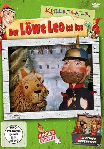 DVD »Der Löwe Leo ist los«