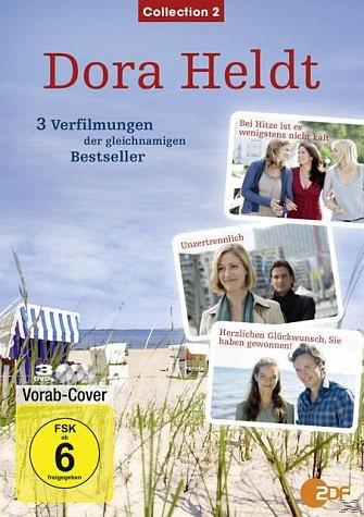 DVD »Dora Heldt: Collection 2 (3 Discs)«