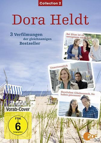 DVD »Dora Heldt: Collection 2 (3 Discs)«