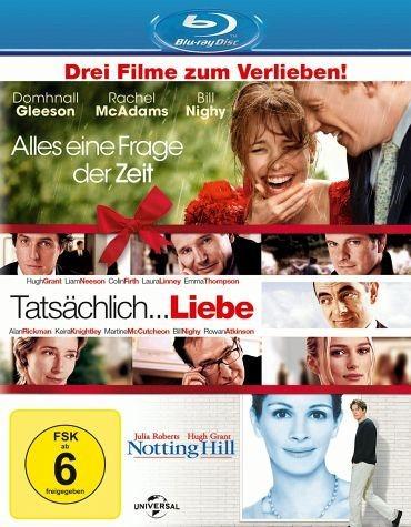 Blu-ray »Alles eine Frage der Zeit / Tatsächlich ......«