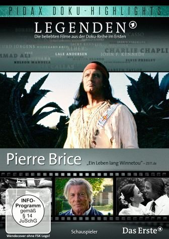 DVD »Legenden: Pierre Brice«