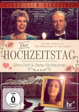 DVD »Der Hochzeitstag«