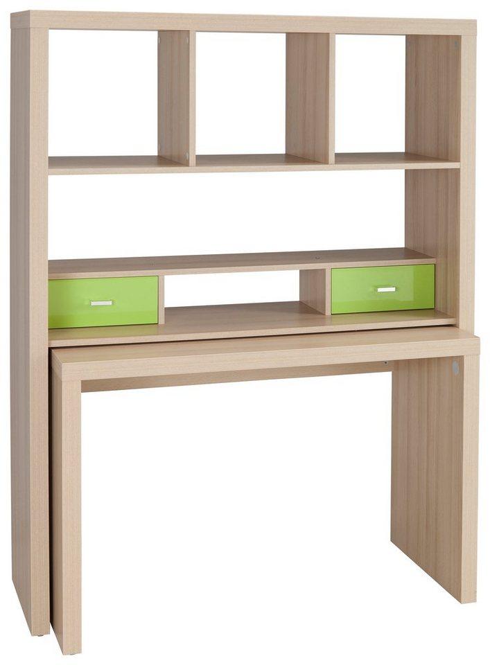 b rowand hmw danzig mit ausziehbarem schreibtisch. Black Bedroom Furniture Sets. Home Design Ideas