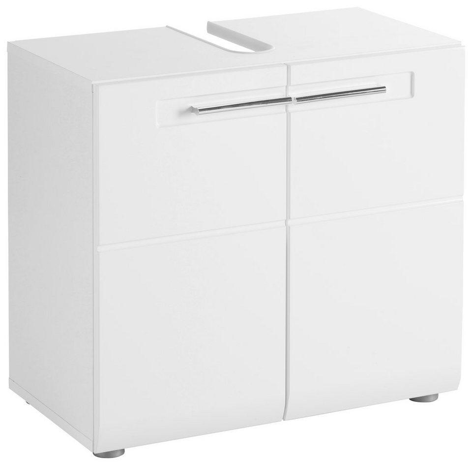 Welltime Waschbeckenunterschrank »Bora« in weiß