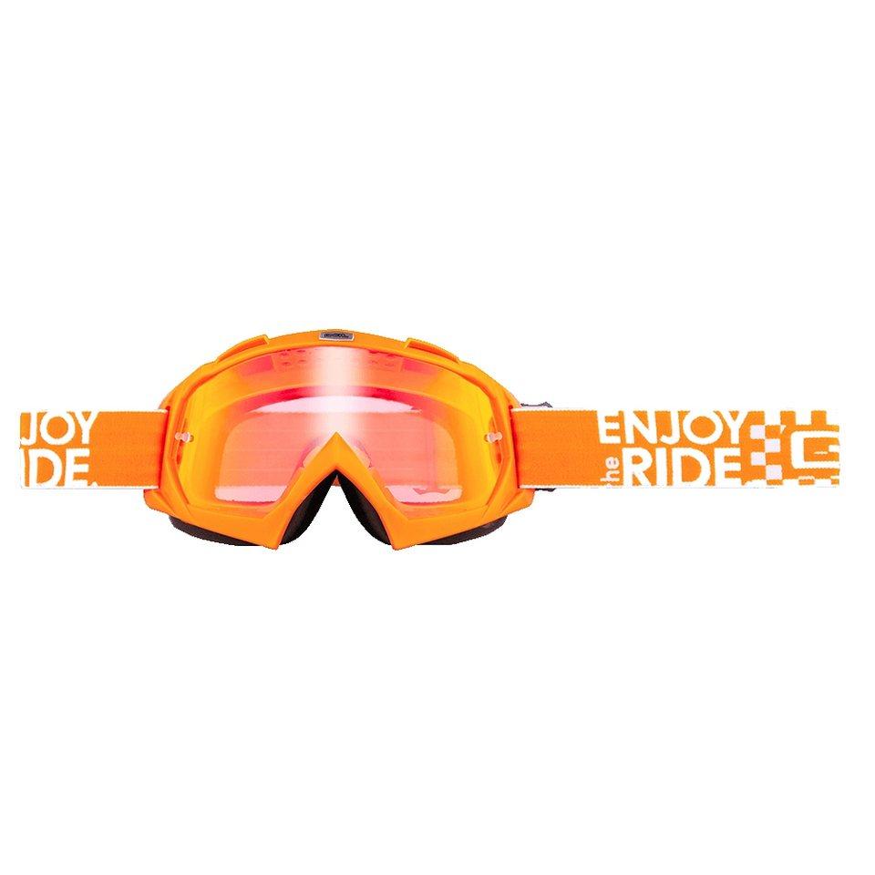 O'NEAL Radsportbrille »B-Flex Launch Goggle« in orange