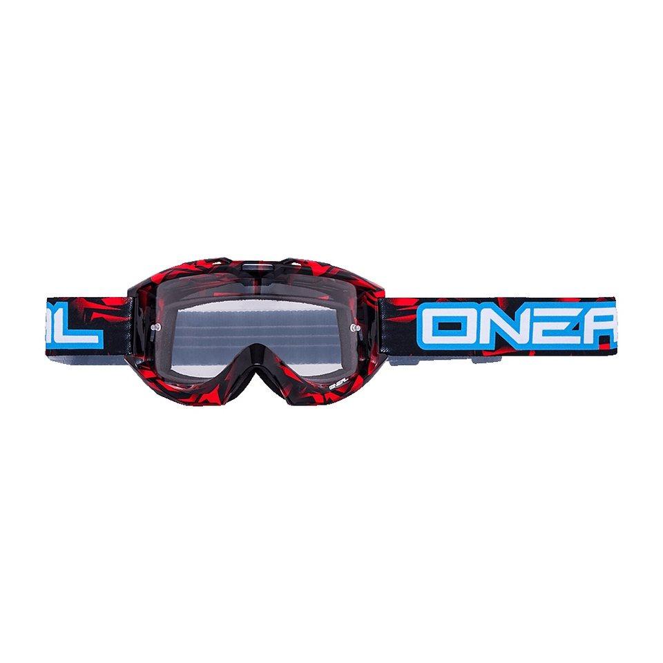 O'NEAL Radsportbrille »B1 RL Icebreaker Goggle« in schwarz