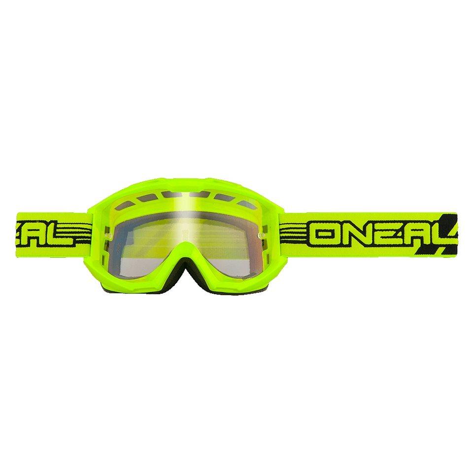 O'NEAL Radsportbrille »B1 RL Flat Goggle« in grün