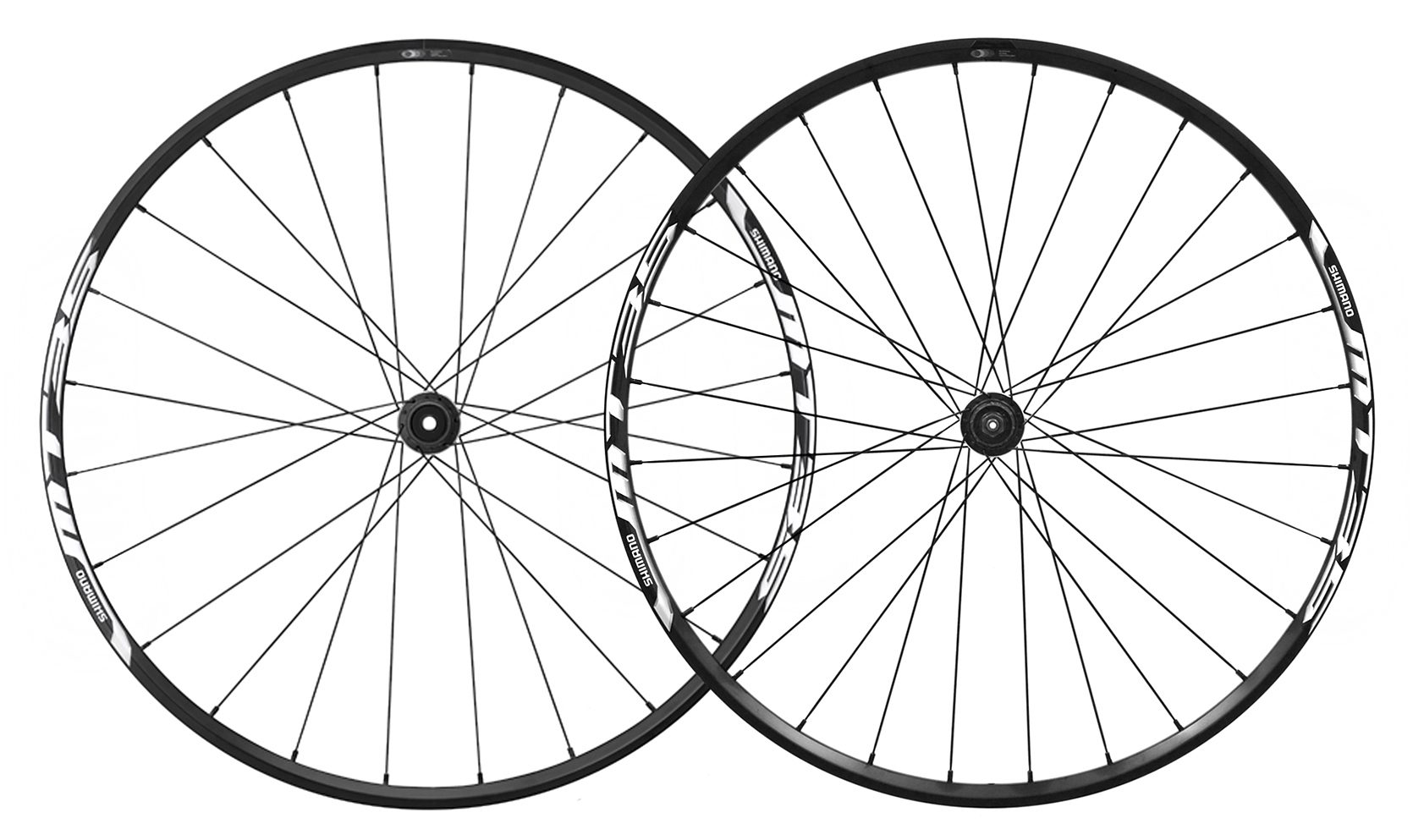 "Shimano Laufrad »MTB WH-MT35 Laufradsatz 27,5""«"
