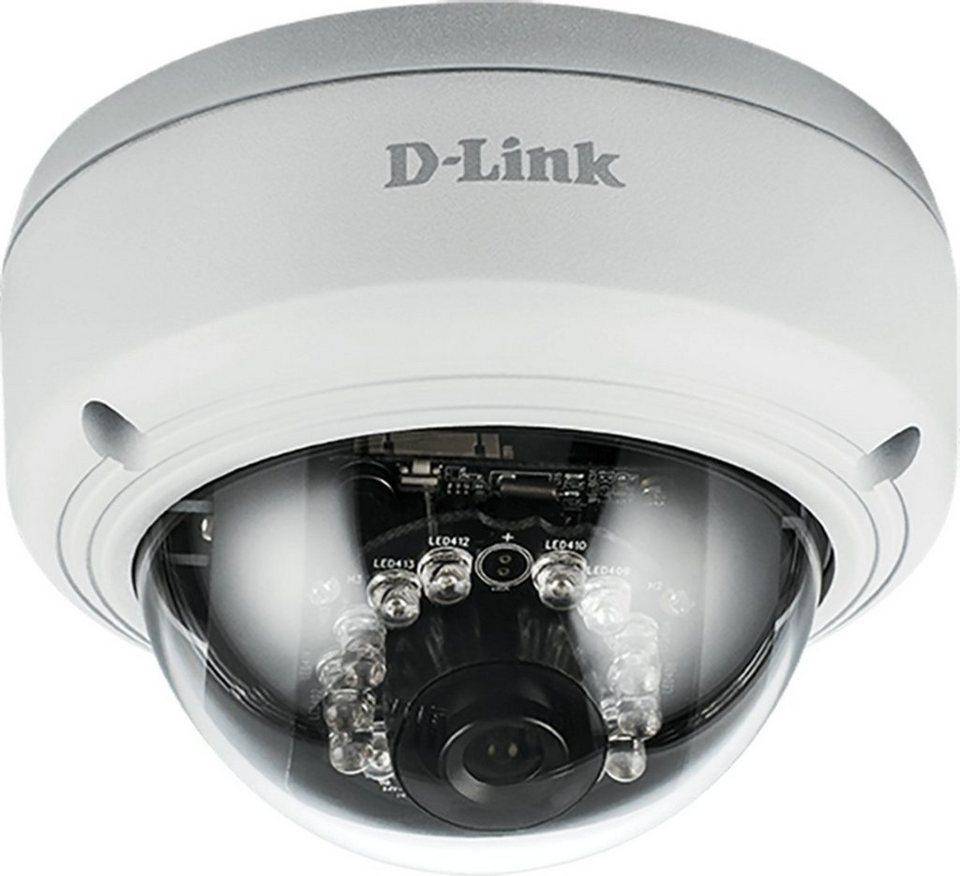 D-Link IP-Kamera »PoE Dome Vigilance Full HD Outdoor Camera« in Weiß