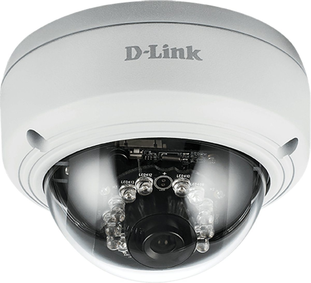 D-Link IP-Kamera »PoE Dome Vigilance Full HD Outdoor Camera«
