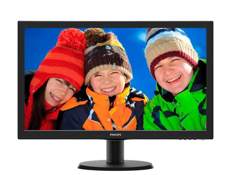 Philips Full HD Monitor, 59,9 cm (23,6 Zoll) »243V5LHSB«