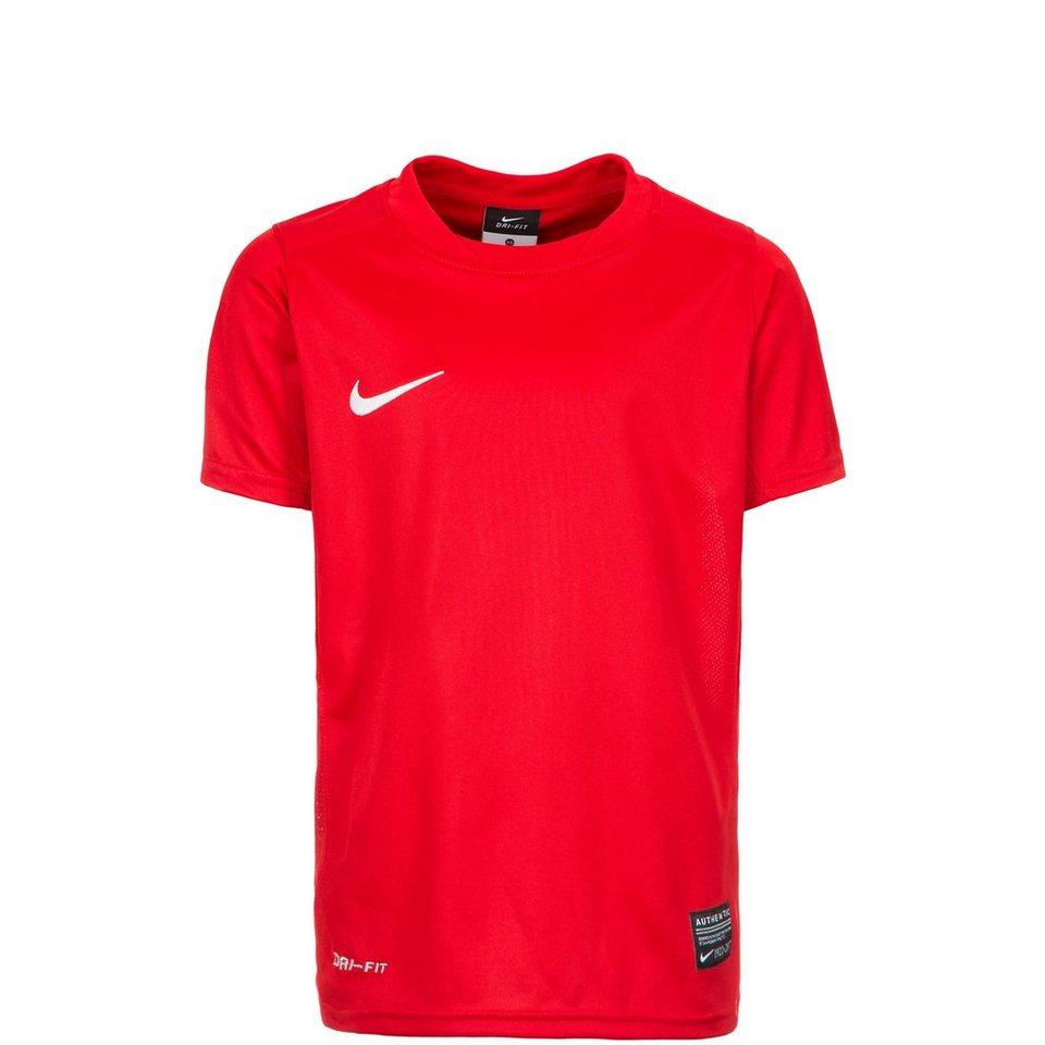 NIKE Park V Fußballtrikot Kinder in rot / weiß