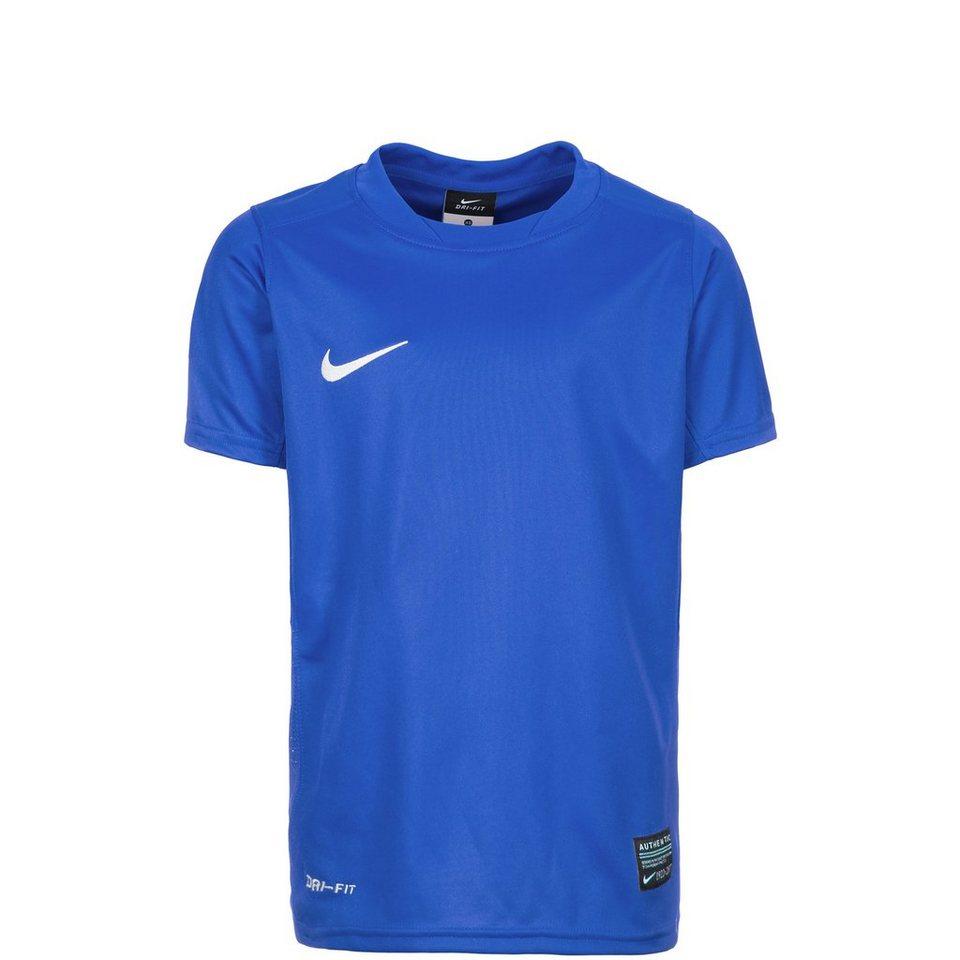 NIKE Park V Fußballtrikot Kinder in blau / weiß