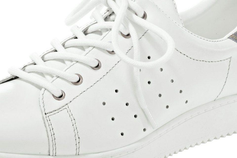 Sneaker in weiß