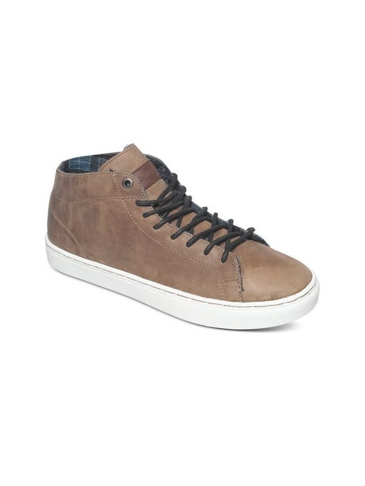 Quiksilver Schuhe »Cove« in Brown / brown / white