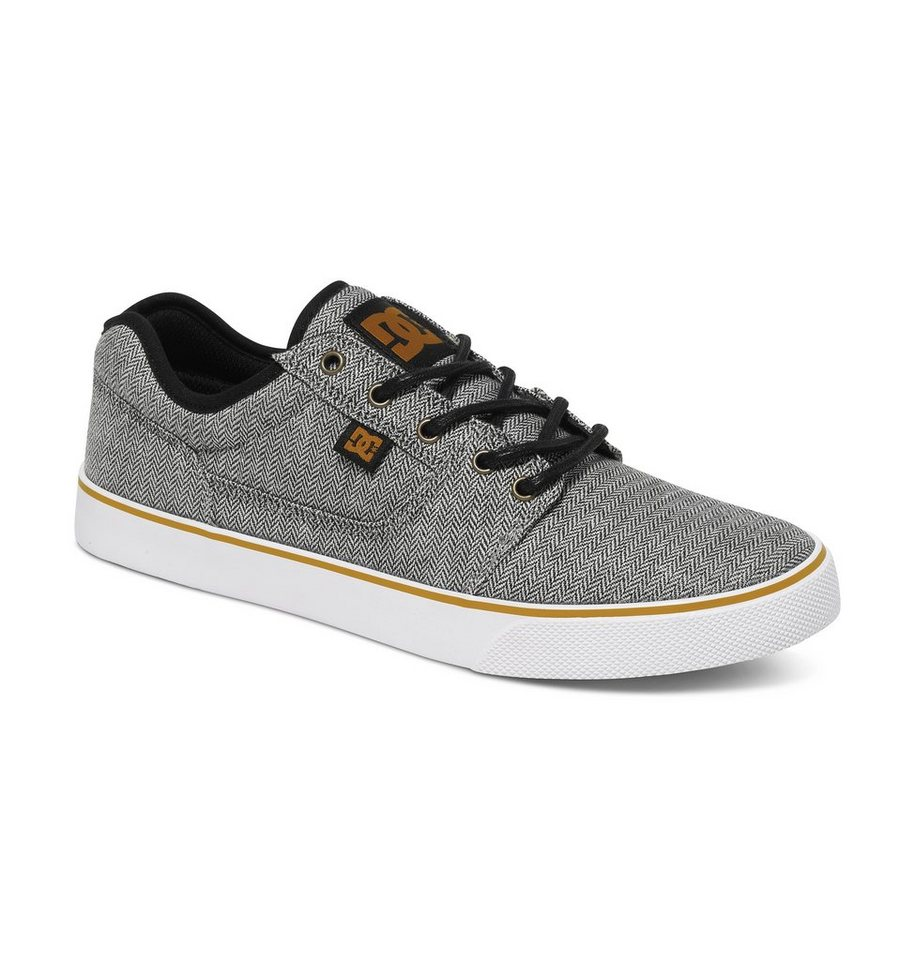 DC Shoes Low Top Schuhe »Tonik TX SE« in Grey / orange / grey