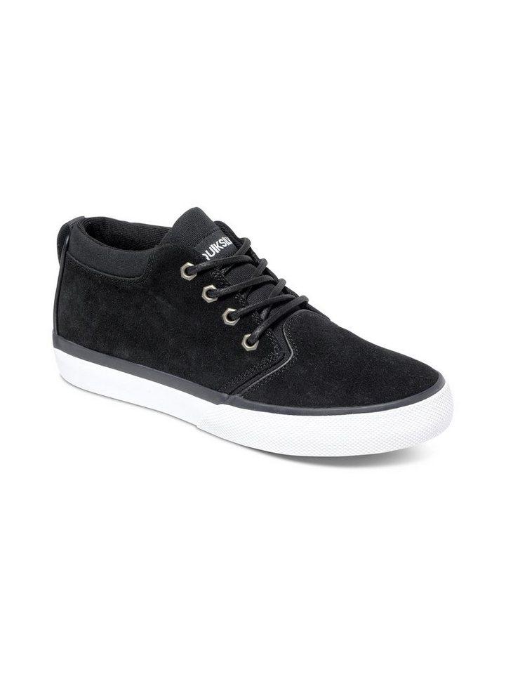Quiksilver Schuhe »Griffin Suede« in Black / blue / white