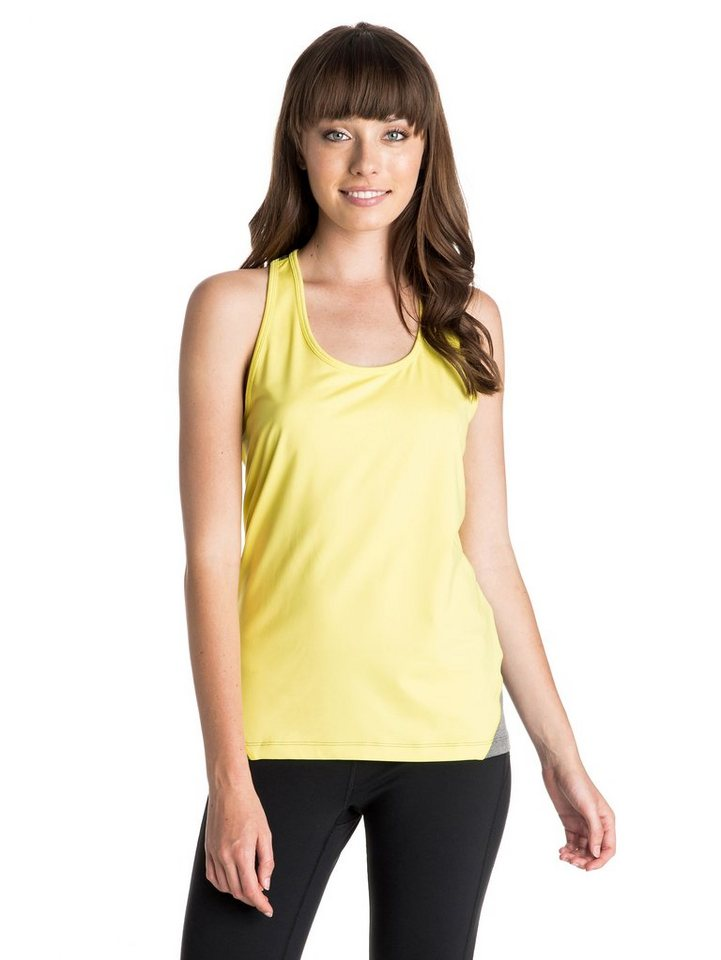Roxy Feuchtigkeitstransportierendes Tank-Top »Tri Me« in Limeade
