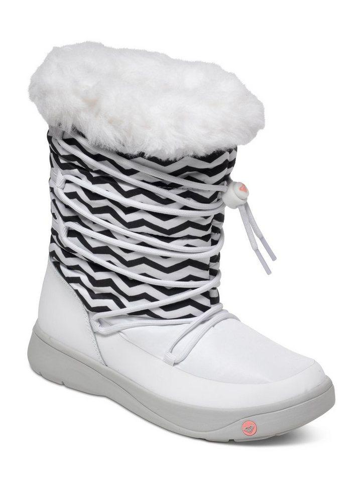 Roxy Schneeschuhe »Summit« in White / stripe