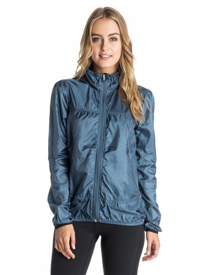 Roxy Windjacke mit Kapuze »Rain Runner« in Ensign blue