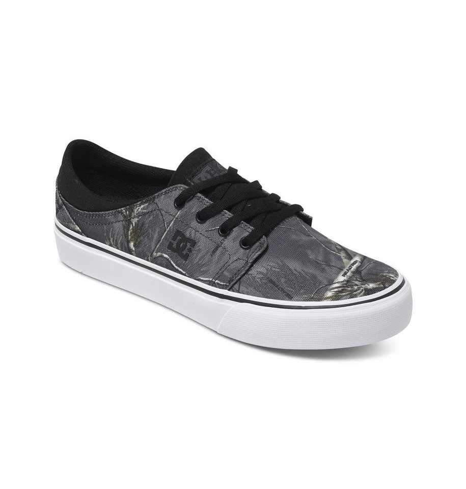 DC Shoes Low Top Schuhe »Trase Realtree« in Grey
