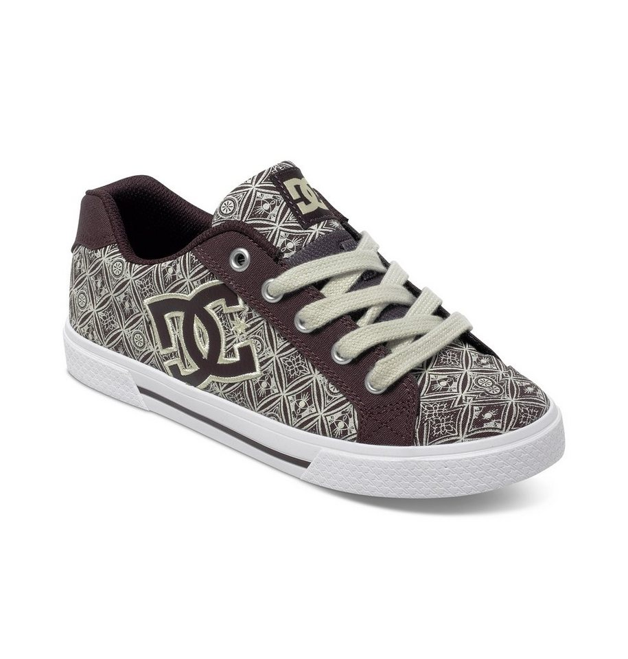 DC Shoes Low Top Schuhe »Chelsea TX SE« in Wine