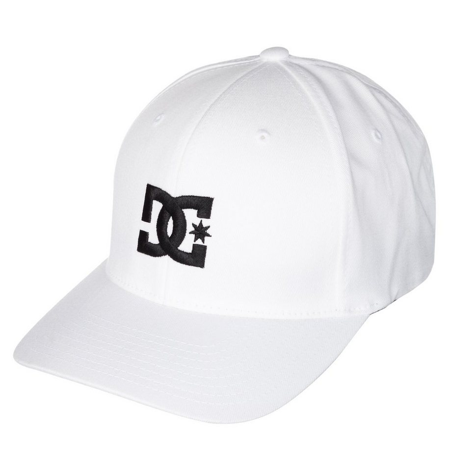 DC Shoes Cap »Cap Star« in White