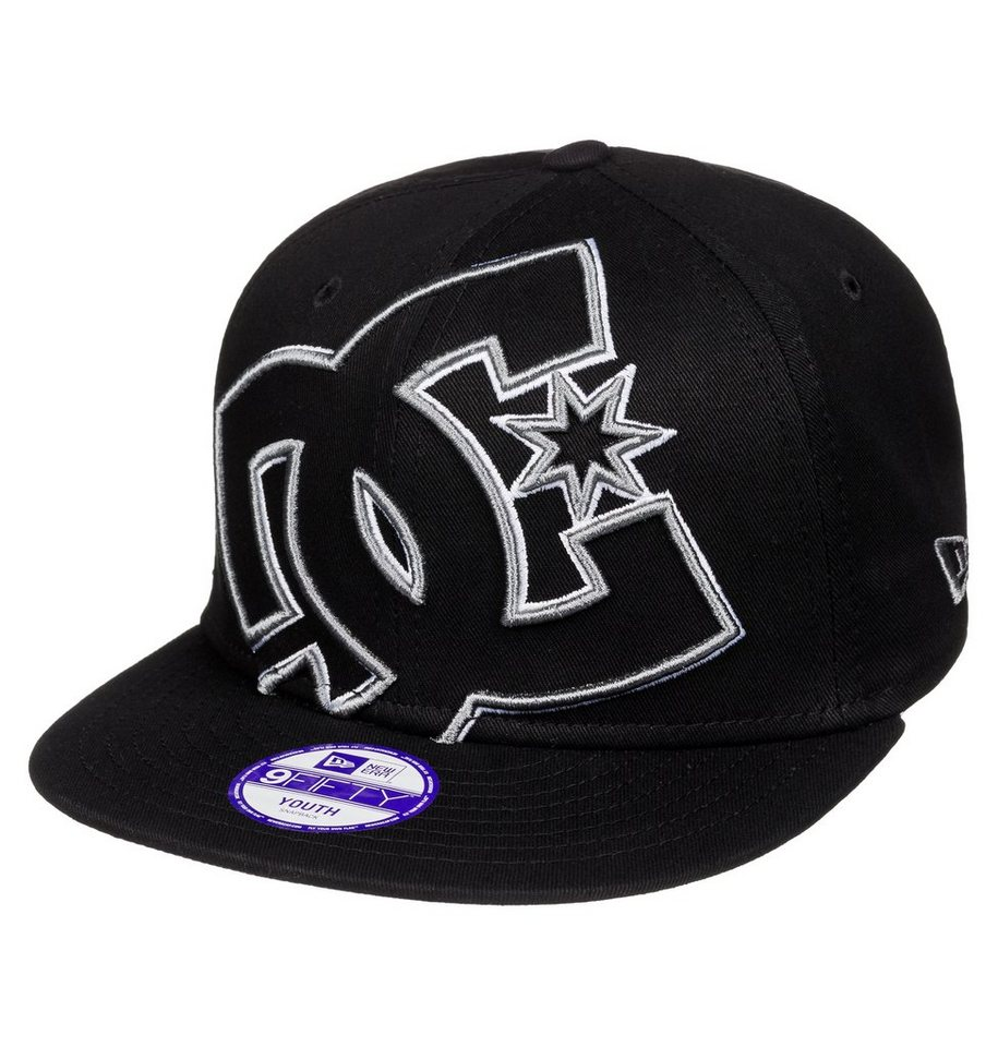 DC Shoes New Era 9FIFTY Snapback Cap »Double Up« in Black
