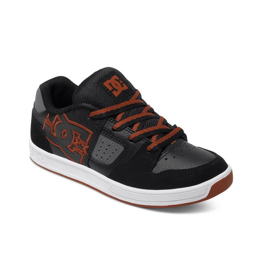 DC Shoes Low Top Schuhe »Sceptor« in Black / grey / red