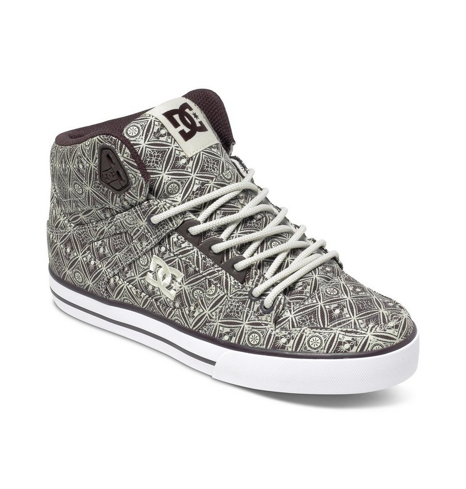 DC Shoes High-Tops »Spartan Wc Sp« in Maroon