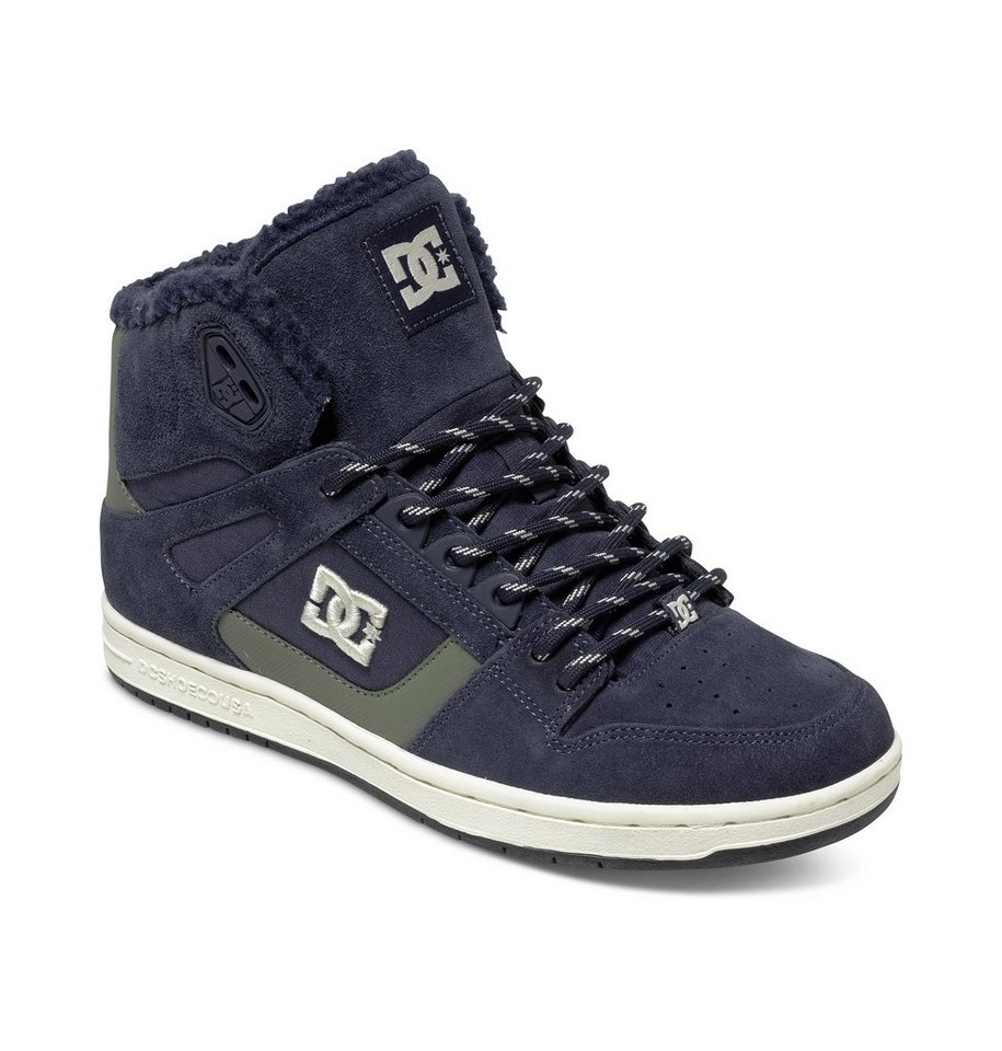 DC Shoes High-top »Rebound WNT« in Navy