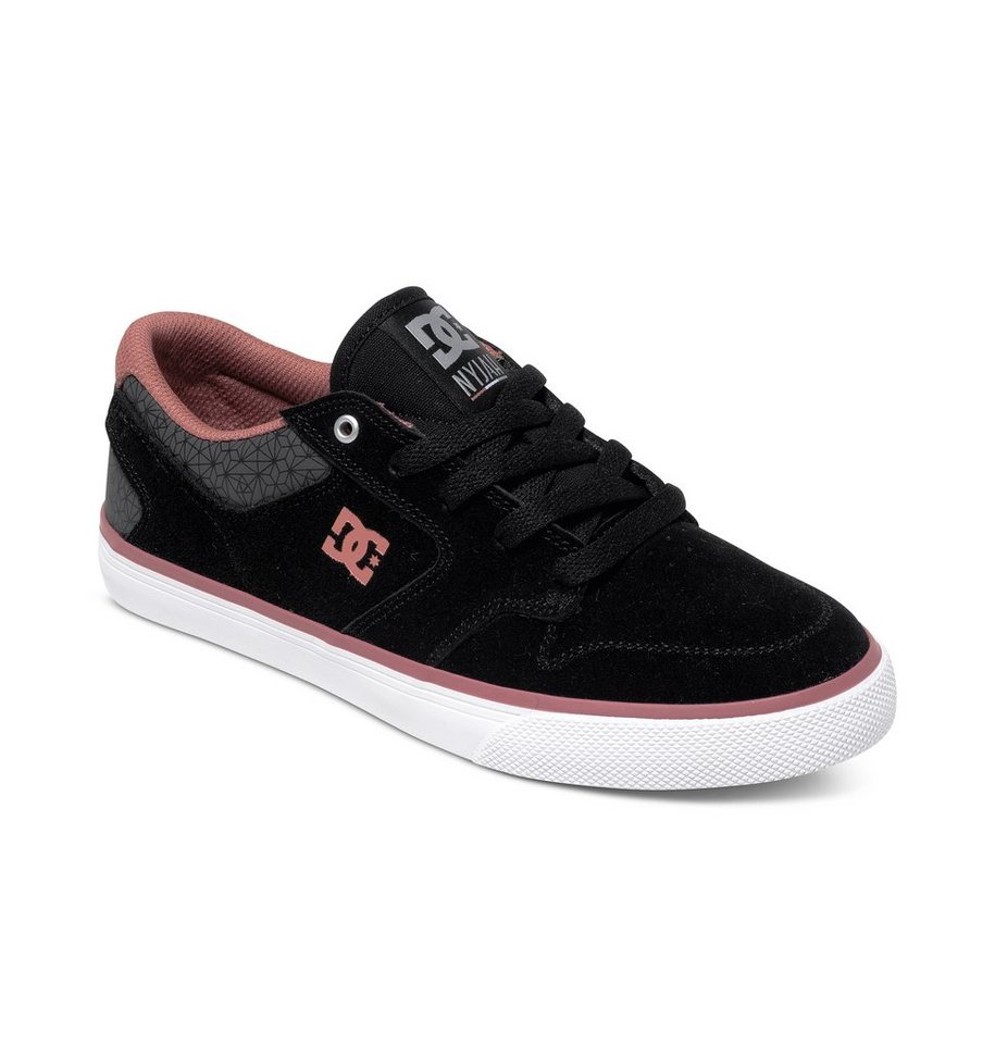 DC Shoes Low Top Schuhe »Nyjah Vulc Se« in Black print