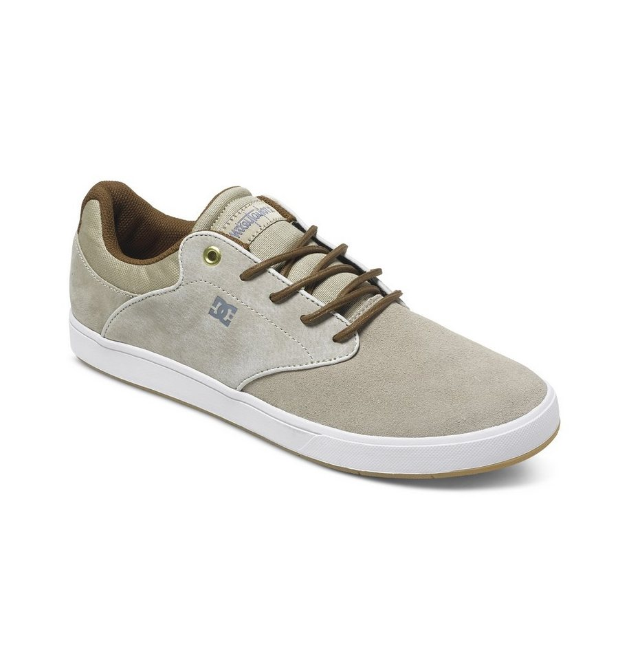 DC Shoes Low Top Schuhe »Mikey Taylor S Se« in Tan