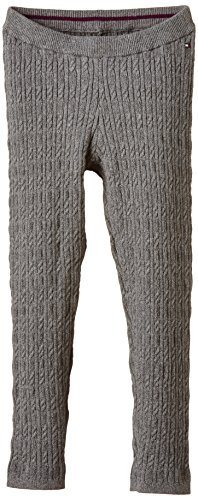 Tommy Hilfiger Leggings »LEXIE LIGHT CABLE MINI LEGGING« in Grisaille Heather