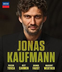 Blu-ray »Jonas Kaufmann - Vier große Opern (4 Discs)«