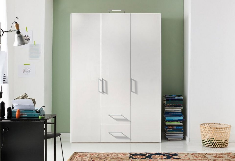 Kleiderschrank weiß hochglanz 3 türig  Express Solutions Kleiderschrank online kaufen | OTTO