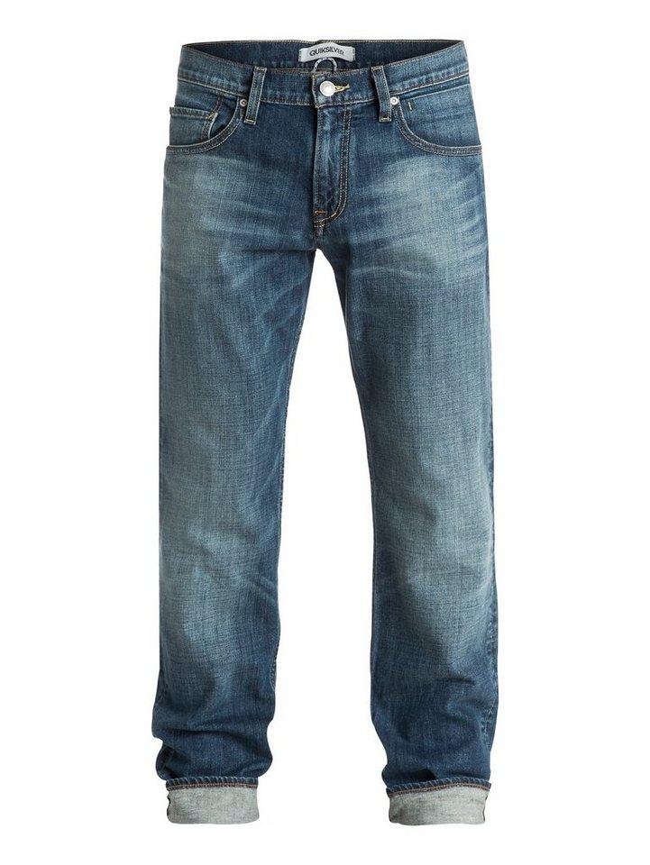 Quiksilver Regular Fit jean »Sequel Medium Blue 34« in Medium blue