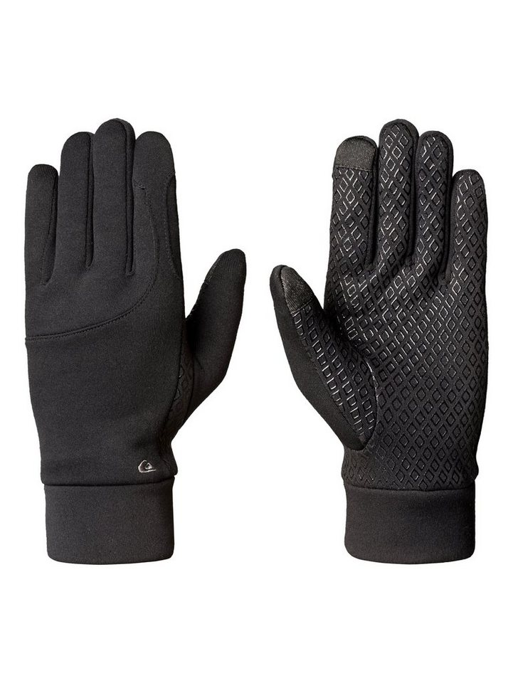 Quiksilver Touch-Screen-Handschuhe »Toonka« in Black