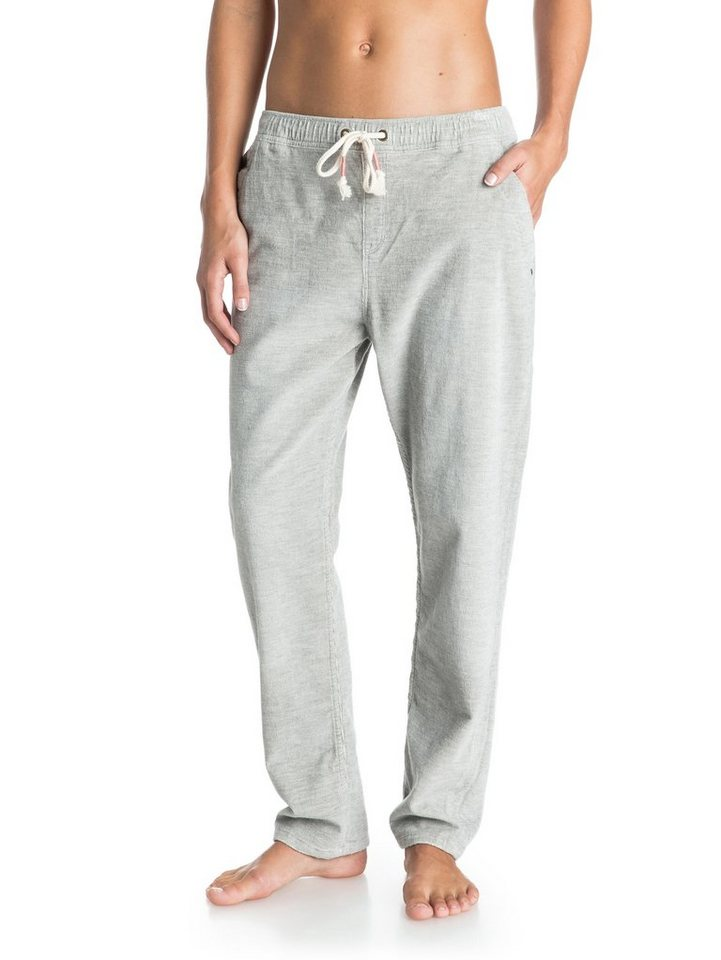 Roxy Relaxed Fit Hose »Dreamin Velvet« in Heritage heather