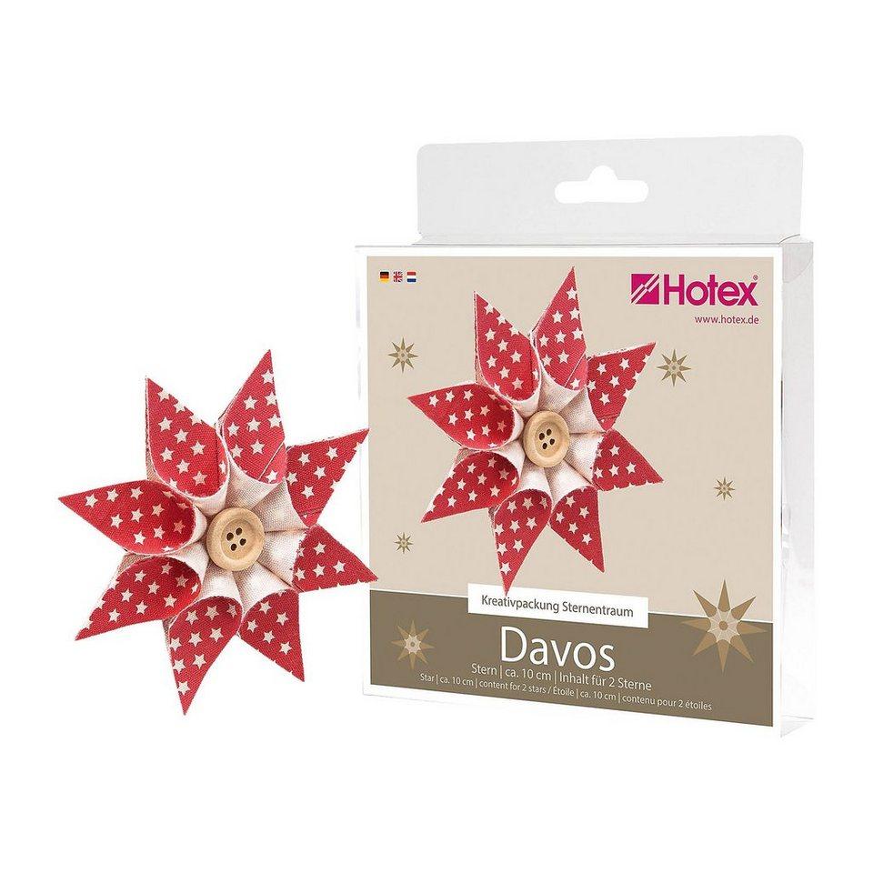 Hotex Kreativset Bänderstern Davos